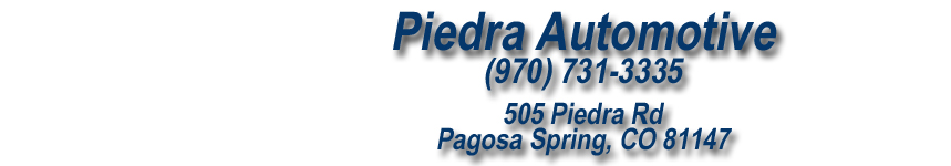 Piedra Automotive